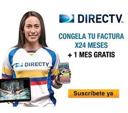 Merch Colombia DIRECTV